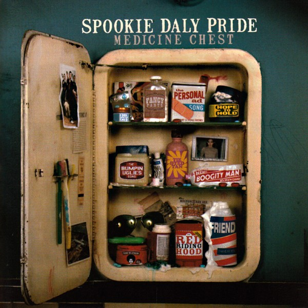 Spookie Daly Pride - Medicine Chest